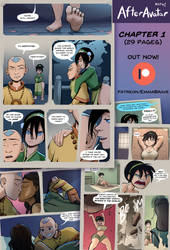 After Avatar chapter 1 (29 pages)