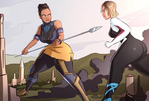 Wakanda Battle