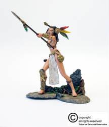 Amazon Warrior 2 by soul-burner