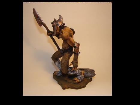 Goblin Guard (Guardia Goblin) gift for Adrian.