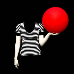 Red Ball No.1