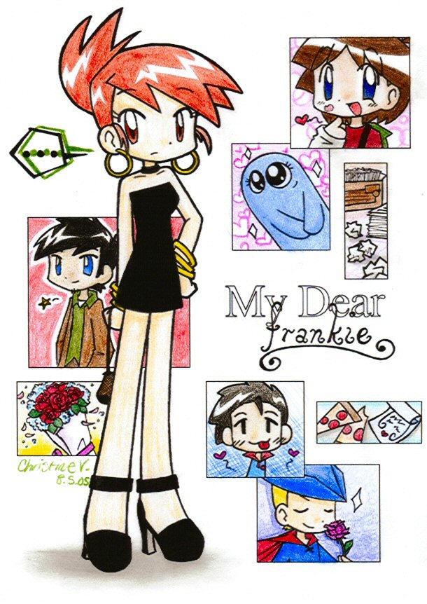 My Dear Frankie by sweethart772002