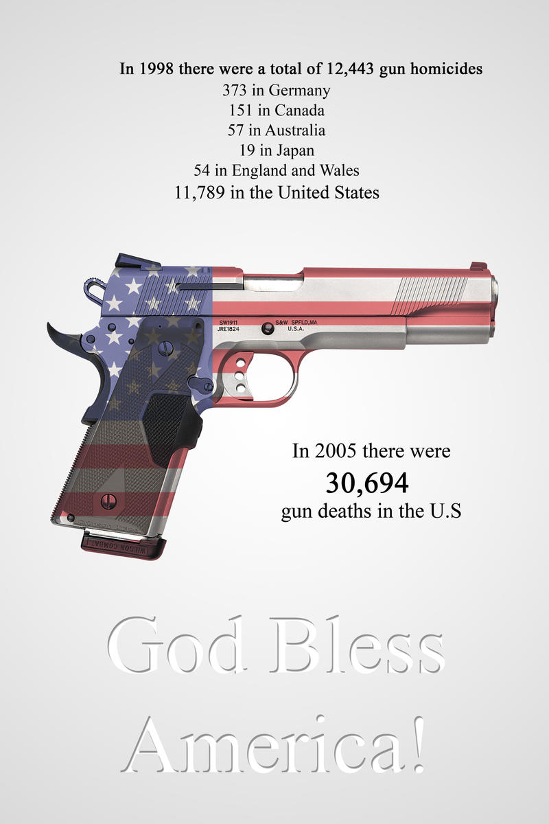 God Bless America by ~Orbilis on deviantART