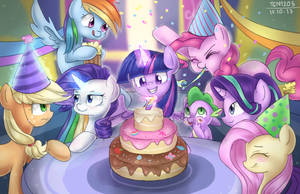 Happy birthday by LooknamTCN