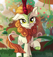 Autumn Blaze by LooknamTCN