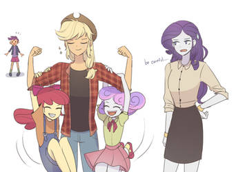 Strongest Sister by LooknamTCN