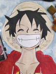 Monkey. D. Luffy from One piece