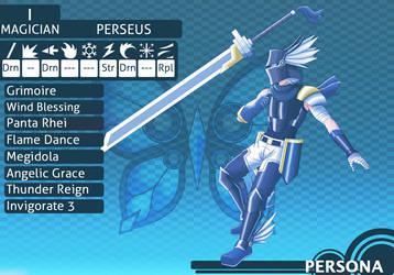 MM: Perseus by Jujupancakes