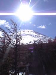 November 12, 2006 Mt. Fuji 01 by ColonelKamiya