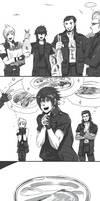FFXV comic