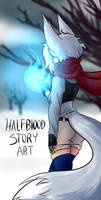 HalfBlood Story Art Icon
