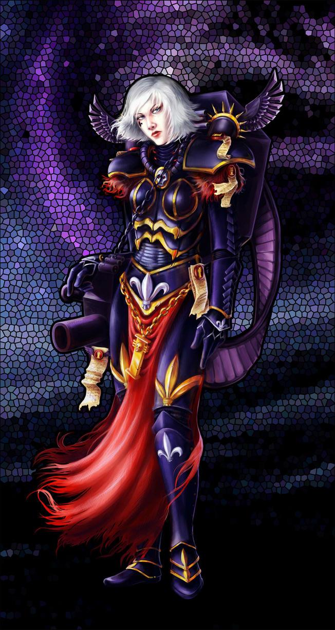 Battle sister 2.0 by Liss-ka
