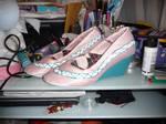 CIP: Xiao Qiao DW6 Shoes