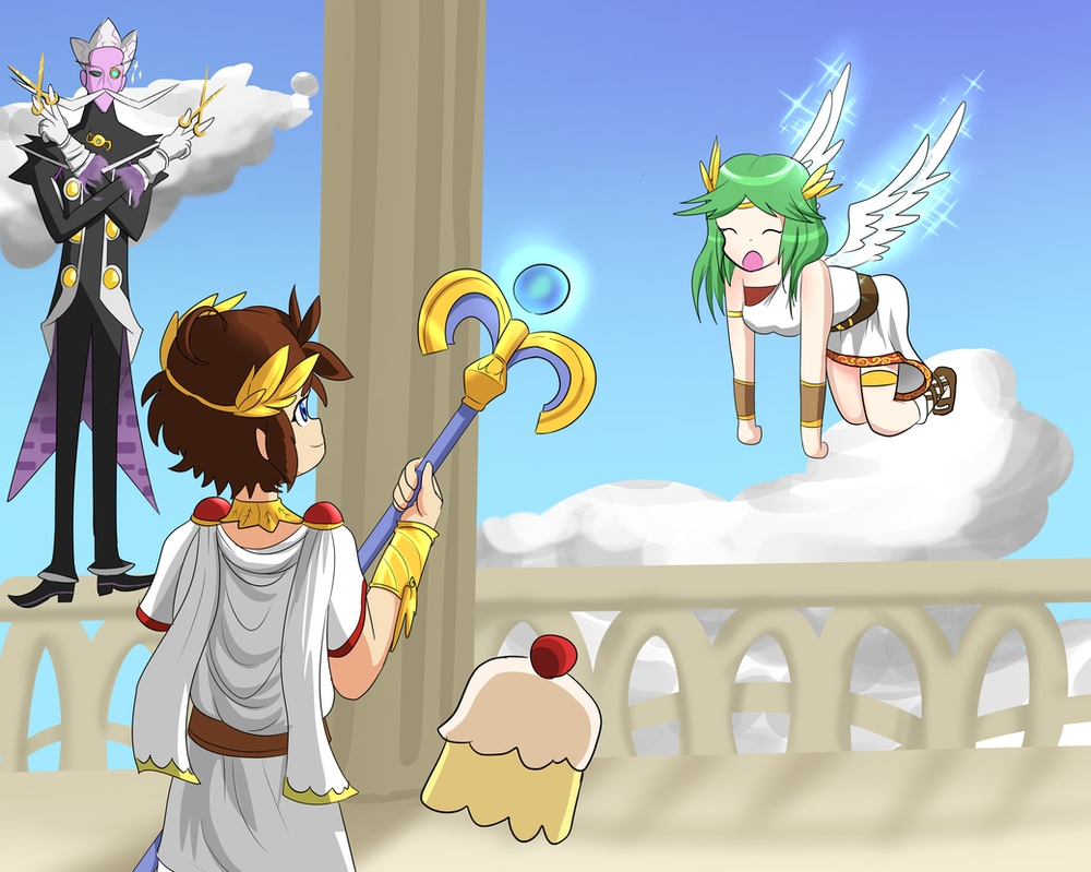 Kid Icarus Uprising  Fanfiction