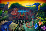 Mural Piece 1- The Full Mural