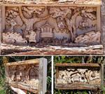 Ilex Forest Wood Box