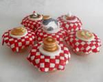 Pancake Cupcakes.