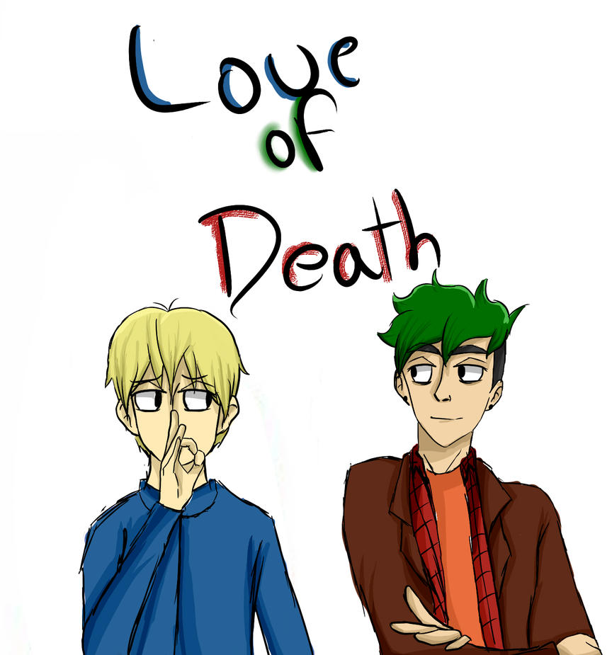 Love of Death by Sansy61
