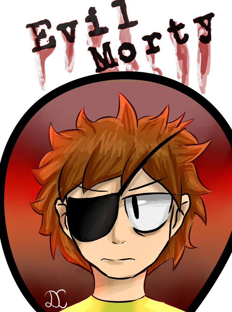 Evil morty by Sansy61