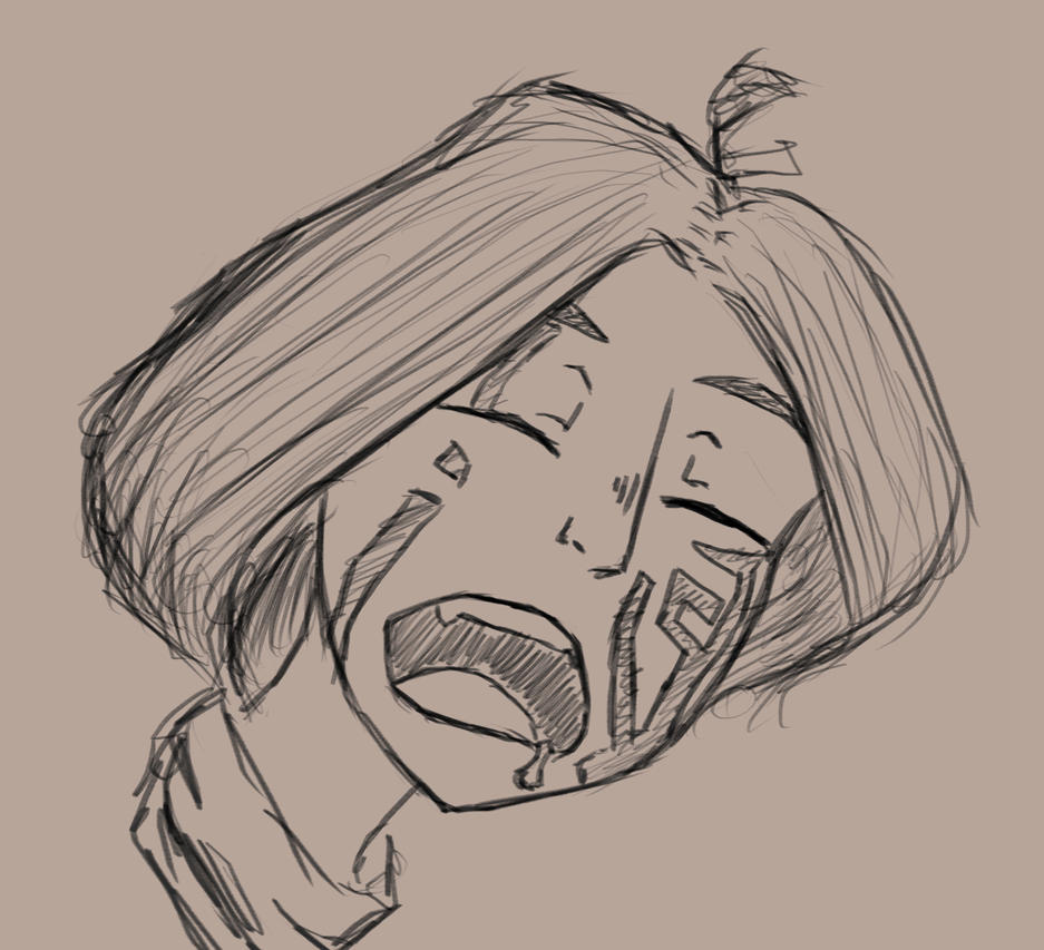 Expressions practice - 2 by Anticlere
