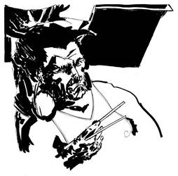 Wolverine FlyHIGH Inks by PSNaddw