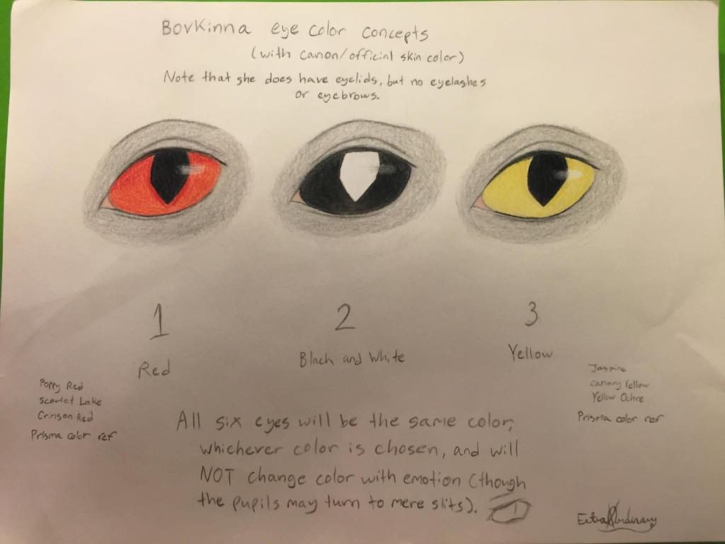Bovkinna eye color concepts (Jan 2017)