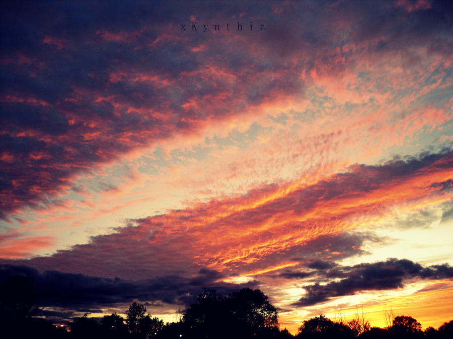 Mystical Sky by xKynthia