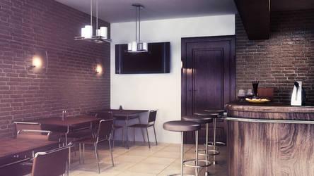 Cafe in Sarapul by Belolis