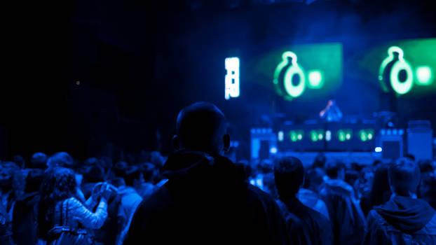Rap concert by Belolis