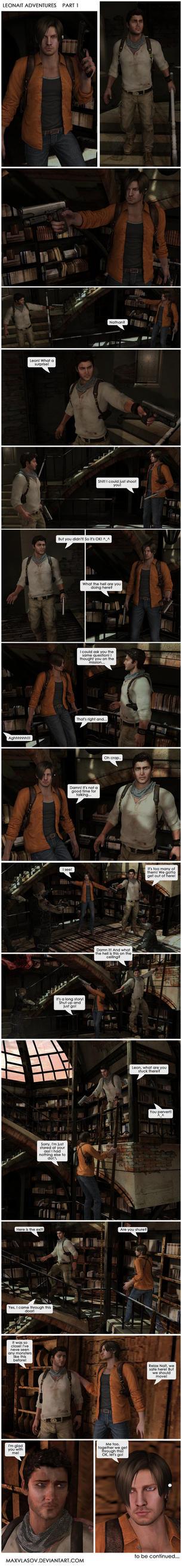 LeoNait Adventures part 1 by MaxVlasov