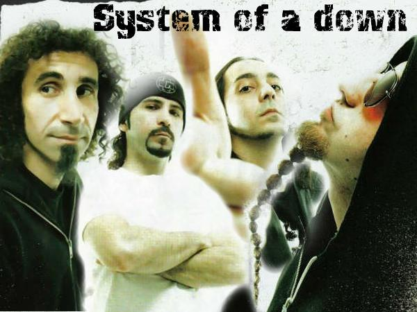 El Regreso de System of a Down!!!