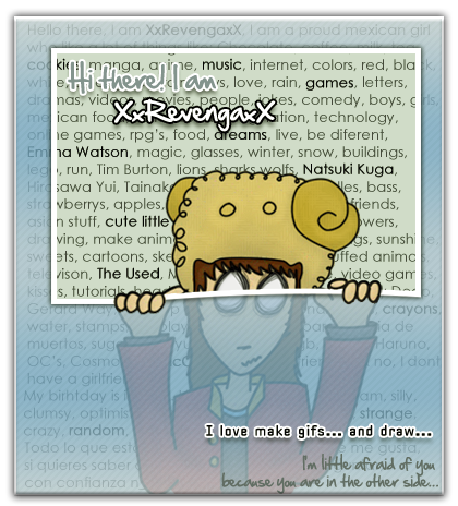 XxRevengaxX's Profile Picture