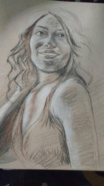 Carmen.  by kevsonicist