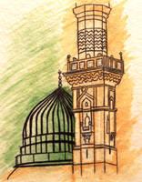 Medina by pinkyaliya