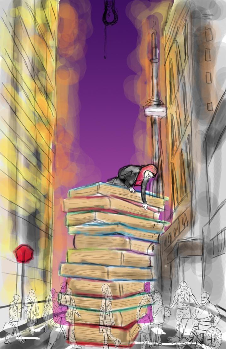 More books, please by pinkyaliya