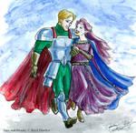 PE - Brooke and Alec by purplerebecca