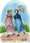 Austen: Jane and Elizabeth