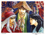 Commission: Tanabata