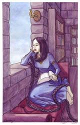Waiting by purplerebecca