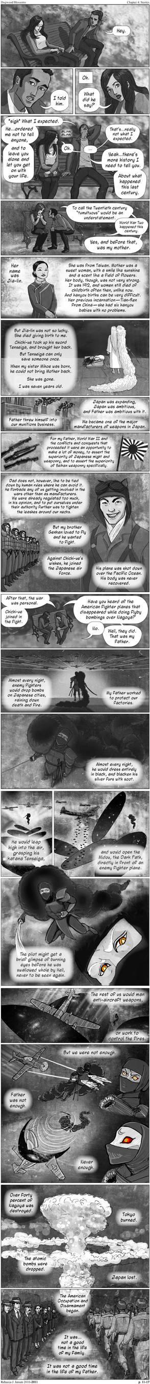 Dogwood Ch4: Stories, p11-17