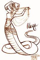 Naga by purplerebecca