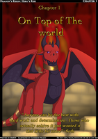 DRHR: Chapter 1 cover: On Top of The World by CrystalDragon96
