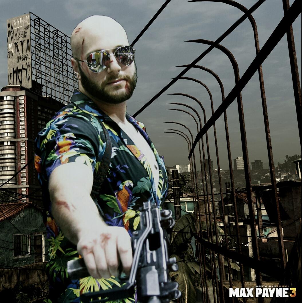 Max Payne 3 Cosplay By Anthonyzero On Deviantart