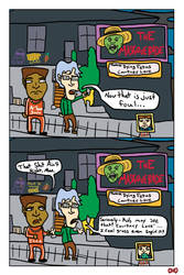 Comic - The Ickening by GodWeenSatan