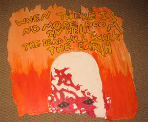 Folk Art Of The Dead by GodWeenSatan
