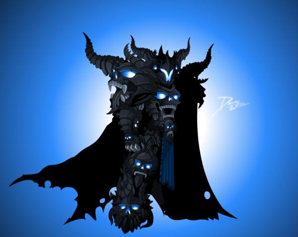 Dage the Evil by tallent098 on DeviantArt