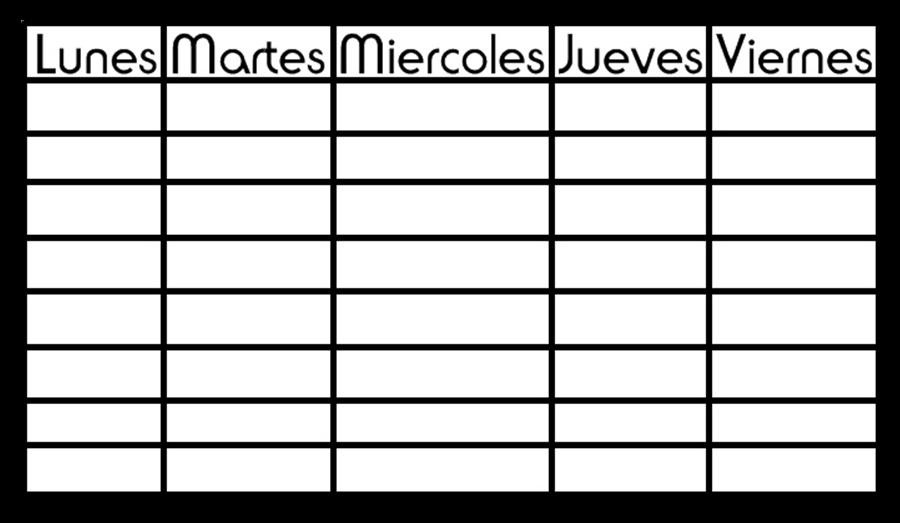 Horario png by julilovecyrus on deviantart for Del sol horario