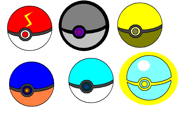 Pokemon pokeball adopts by mephino