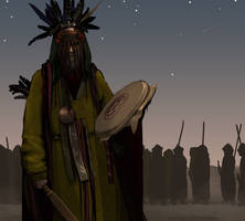 shaman by soft-h