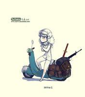 hero2 by soft-h